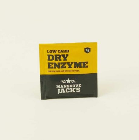 mangrove jacks low carb dry enzyme
