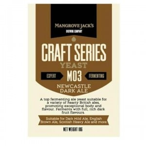newcastle dark ale mangrove jacks m03