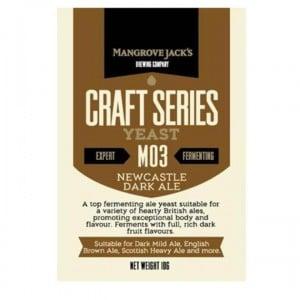 newcastle dark ale mangrove jacks m03