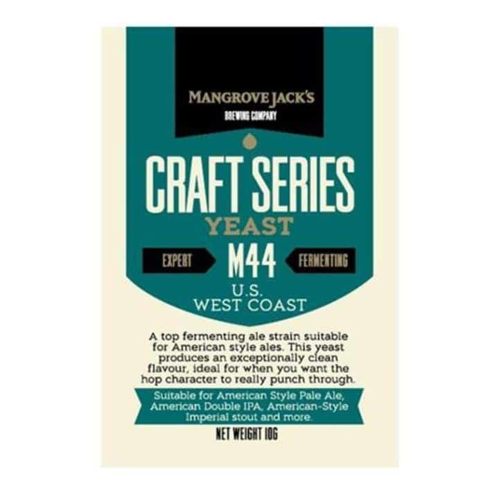 Mangrove Jack's Yeast