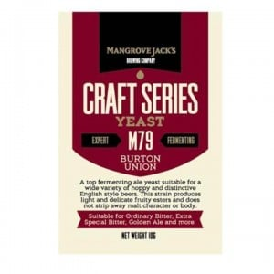 Mangrove jacks m79 burton union yeast
