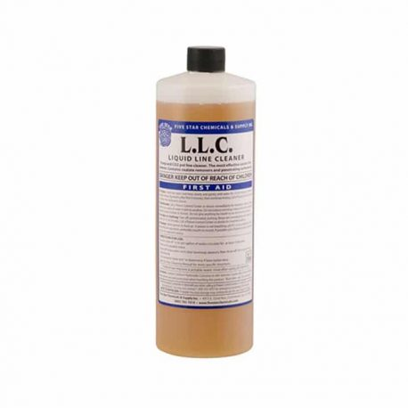 five star chemicals liquid line cleaner LLC