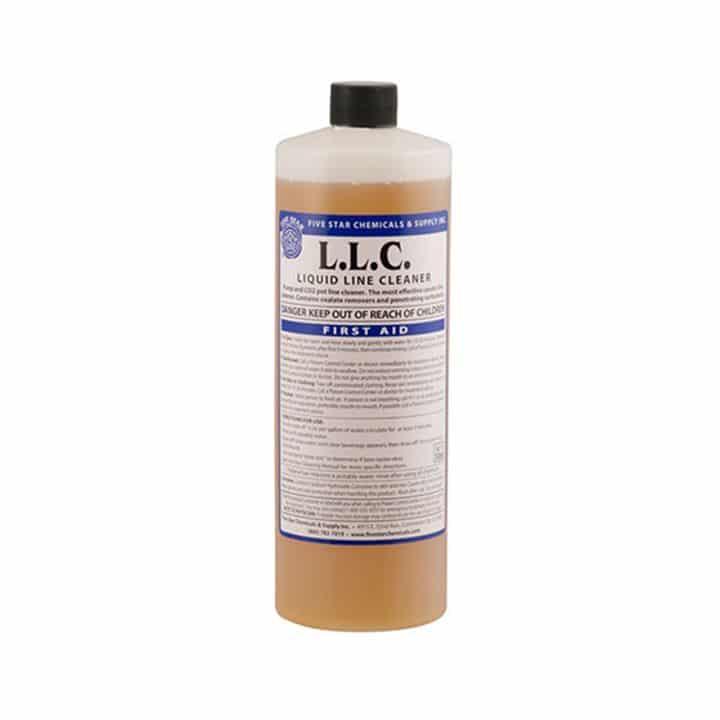 five star chemicals liquid line cleaner LLC