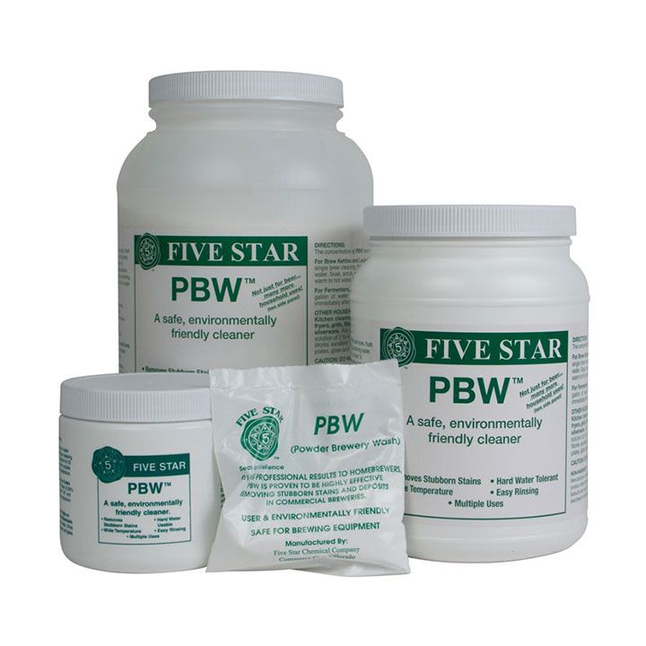 pbw five star chemicals