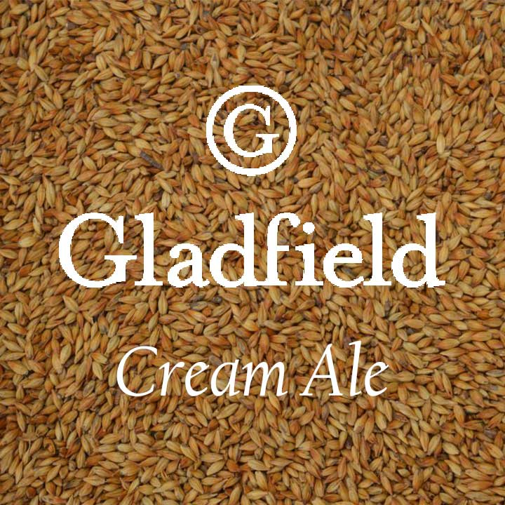 gladfield cream ale recipe pack