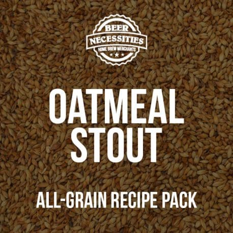 beer necessities oatmeal stout recipe pack