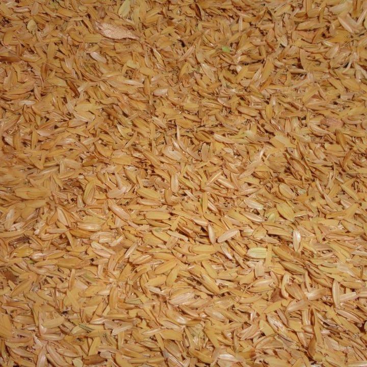 oat hulls