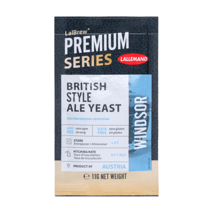 lallemand windsor british style ale yeast